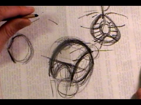 Draw People: Underdrawing the Chest pt. 2