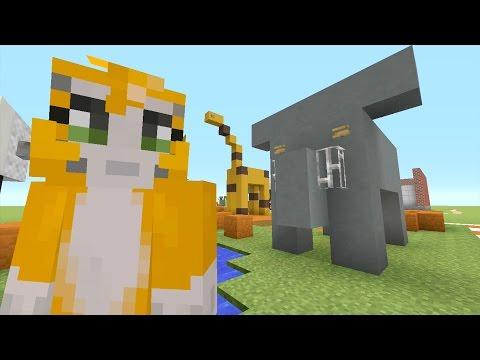 Minecraft Xbox - Building Time - Safari {16}