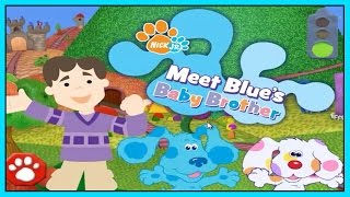 Blues Clues Full Gameisode - Meet Blue's Clues Baby Brother! - English HD - Baby Blue!