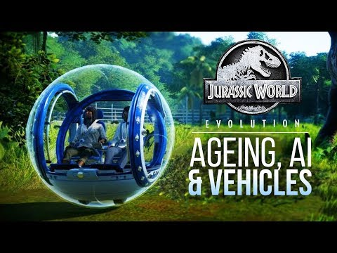 DINOSAURS DON'T SHOW AGE! T.REX EXPLAINED | Jurassic World: Evolution Discussion