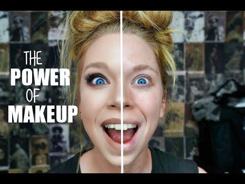 THE POWER OF MAKEUP | GRAV3YARDGIRL