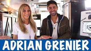 Why Adrian Grenier Wants You To #StopSucking!
