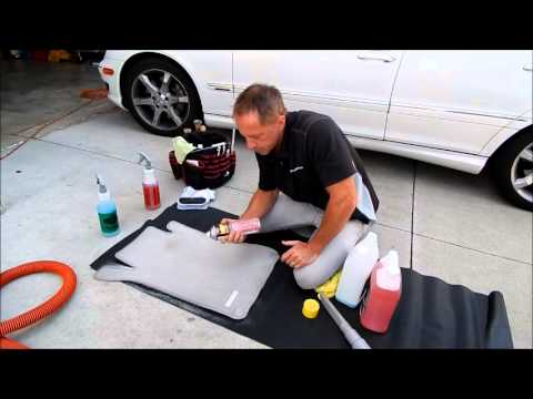 ScotchGard Fabric and Carpet Protector for your Car