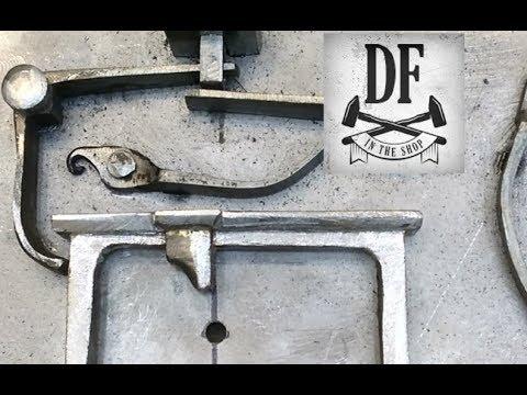 Blacksmithing Project - A Simple Nuremberg Box 14
