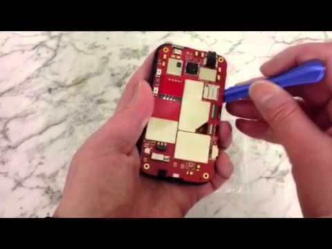 How To Change The LCD Screen on a HTC Desire C