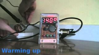Electrolab: DIY desoldering station for 25