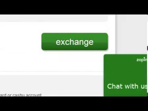 How To Exchange Cashu Account To Webmoney