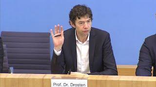 02.03.2020 - Prof. Dr. Christian Drosten - Coronavirus