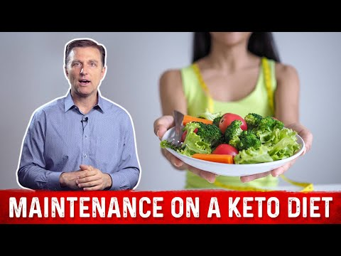 Maintenance on a Ketogenic Diet