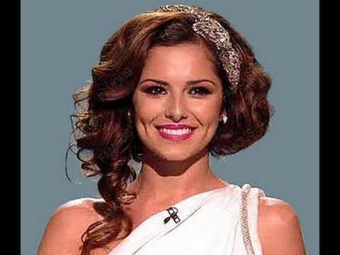 Cheryl Cole Greek Goddess Hair Look.