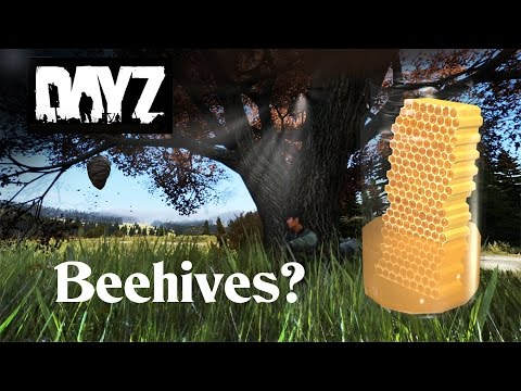 Beehives  ( Suggestion for DayZ )