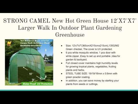 Cheap Greenhouse Kits For Sale