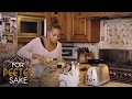 Holly Robinson Peete's Special Recipe for Avocado Toast | For Peete's Sake | Oprah Winfrey Network