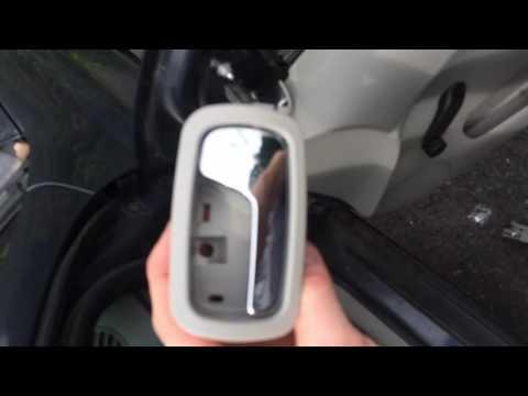 Cobalt door handle replacement (inside)