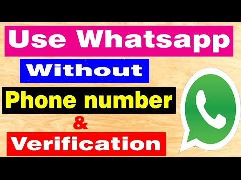 Use Whatsapp Without Phone Number |Tech Tips in Tamil |