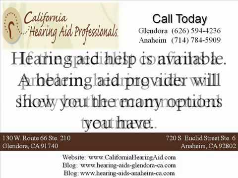 Begin Hearing Clearly | California Hearing Aid Professionals