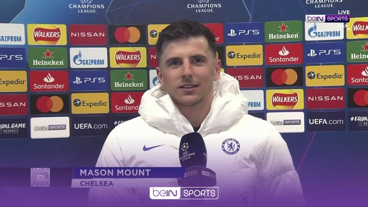 'He's an unbelievable player & one of the best' - Mason Mount on team-mate Kante