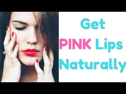 7 Natural Remedies To Get Rid Of Dark Lips Permanently | Get Pink Lips Without Fail & Naturally