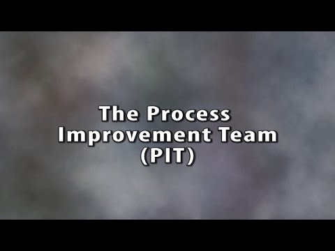 7. Quality: The Process Improvement Team and Plan-Do-Check-Act