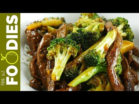 Beef and Broccoli Recipe - EASY AND DELICIOUS!😋