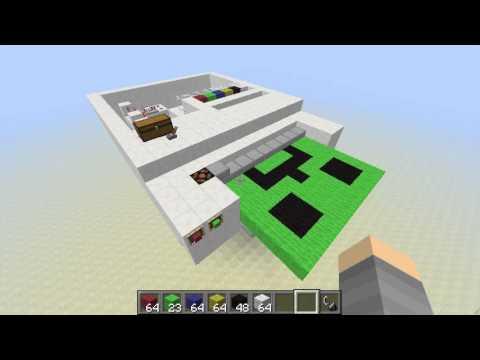 Minecraft 100% working Printer !!!