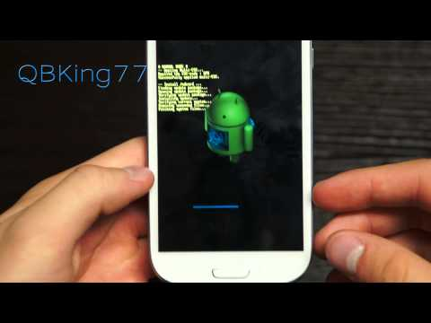 Manually Update to Official Jelly Bean Android 4.1.1 on the Sprint Samsung Galaxy S III
