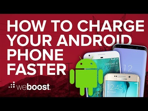 How To Charge Your Android Phone Faster   weBoost