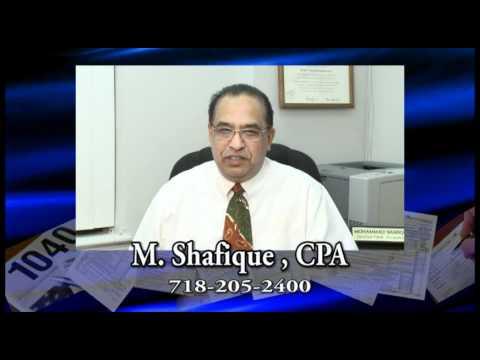 M. Shafique, CPA