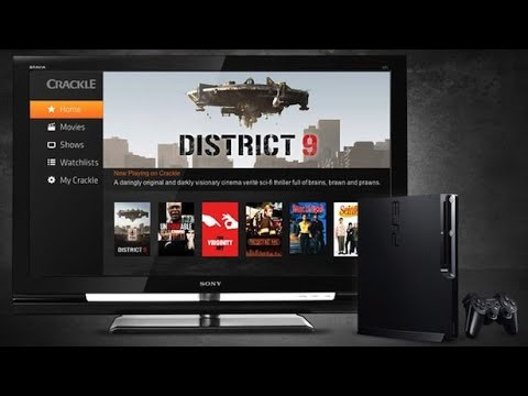 New Ps3 App Crackle