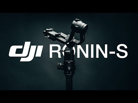 DJI RONIN-S - Mind BLOWN!!!