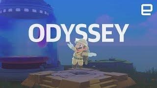 Super Mario Odyssey hands-on