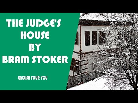 THE JUDGE'S HOUSE - ENGLISH FOUR YOU