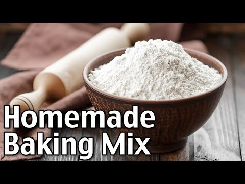 How To Make Homemade Bisquick Baking Mix