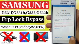 Easy Way To Bypass Google Account verification Samsung