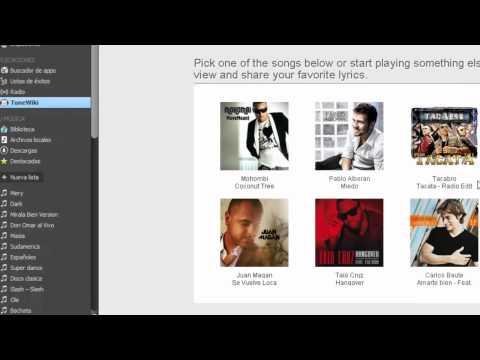 Como convertir Spotify en un Karaoke