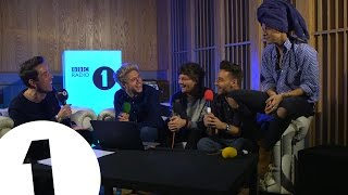 Grimmy Chats to One Direction!!!!!