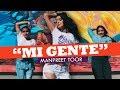 """MI GENTE"" - J.Balvin, Willy William, Beyoncé (Choreography by Manpreet Toor)"