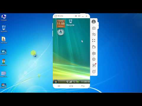 Windows 7 any Android Phone Without (ROOT ) Latest 2017,(100% Working with proof)