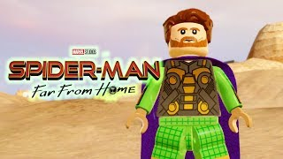 Download Spider-Man Far From Home Mysterio LEGO Marvel Superheroes! Video