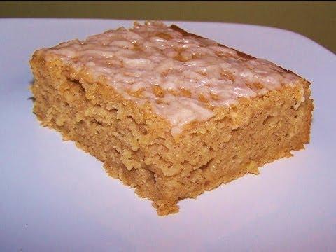 Gluten Free Apple Sauce Coffee Cake
