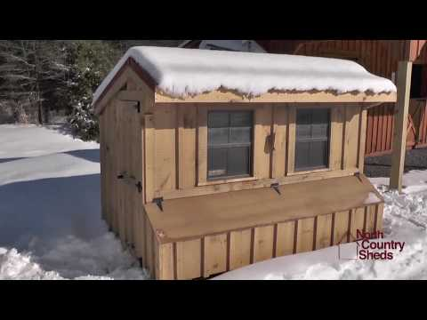 4' X 8' BACKYARD CHICKEN COOPS   DELIVERING THROUGHOUT OTTAWA, KINGSTON, BELLEVILLE, PETERBOROUGH