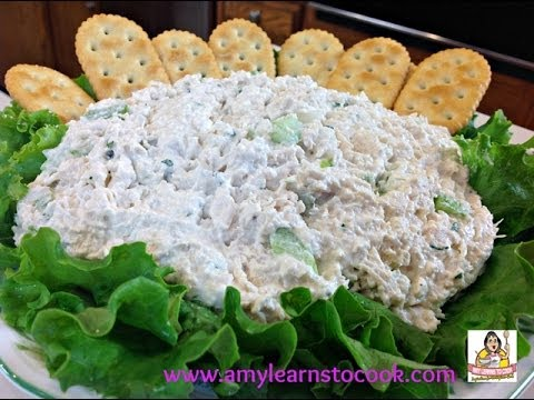 Amy's Easy Chicken Salad
