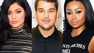 Rob Kardashian TWEETS KYLIE JENNER'S NUMBER | What's Trending Now