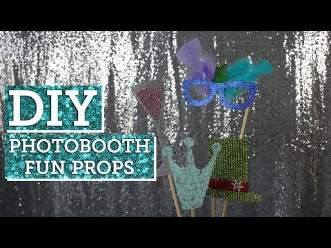 DIY Photo Booth | BalsaCircle.com