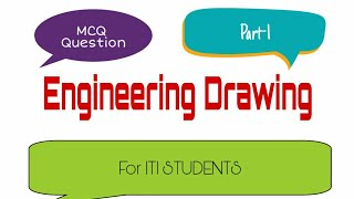 Engineering drawing MCQ questions for ALP CBT-2 exam