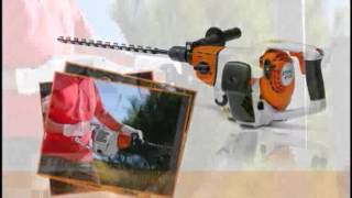 Casmape - Perfuradores - Stihl Jardinagem