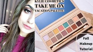 Kylie Cosmetics | Take Me On Vacation Palette