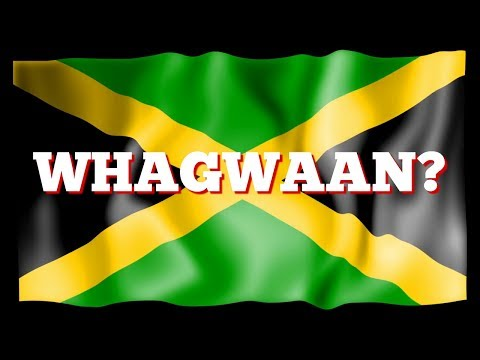 My Jamaica (Part 6) - Patois or English