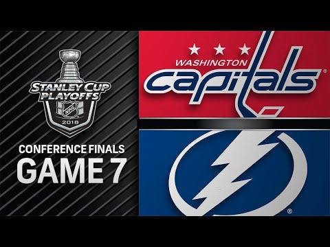 Capitals claim Cup Final bid with 4-0 Game 7 win