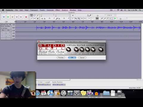 Basic Recording Guide.  Getting Started with Audacity. Cheap Home Recording Studio
